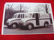 1950 And039s 1960 And039s Divco Milk Truck Great Lakes Big 11 X 17 Photo Picture