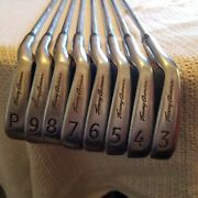Tommy Armour 855s Silver Scot 3, 4, 5, 6, 7, 8, 9, P Irons Regular Steel, Rh