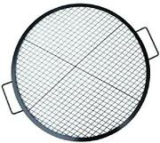 Round Cooking Grid Grate X Wire 30 Replacement For Campfire Grill Bbq Fireplace
