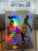 Kevin Durant Rc Topps 2007-08 Gold Red Foil Parallel Sn. 4/9 Bgs 7.5 Super Rare
