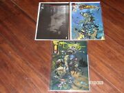 Image Comics The Darkness 1a, 1b, 11 And 25 Holochrome / Wizard 1/2 Lot - C7