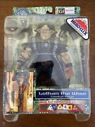 Shadowrun Lothan The Wise Action Figure