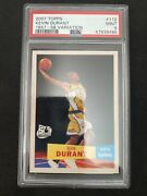 2007-08 Topps 1957-58 Retro Variation 112 Kevin Durant Rc Rookie Card Psa 9 Net