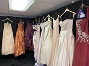 Lot Of 10 Offbeat Color Designer Bridal Gowns Wedding Dresses Couture 19k+
