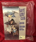 Lone Wolf And Cub 7 8 9 First Frank Miller Kojima 1987 1988 Sealed 3 Book Lot