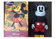 Disney Be@rbrick Mickey Mouse 400 Bearbrick Figure Shipped From Japan
