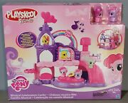 My Little Pony And Friends Musical Celebration Castle Playskool Playset Brand New