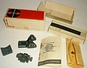 Bausch And Lomb Scope Mount Base 61-42-53 - 110 Weatherby Mauser Colt Marlin Nos