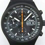 Sinn 144 St S Jub Chronograph 40th Anniversary Limited Edition Pvd Box And Papers