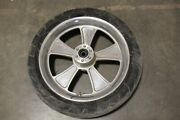 2013 Victory Vision Arlen Ness Front Wheel Rim Tire Free Shipping