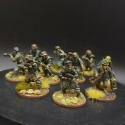 Well Painted 28mm Bolt Action German Grenadier Squad 1 ×10 Men Ww2