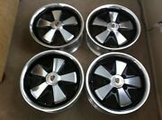 Deep 6and039s Porsche Detailed Fuchs Wheels With Heartspolished All Deep 6 X 15