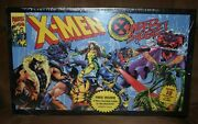 1994 X-men Under Siege Board Game New - Marvel Comics Survival Guide Included