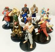 Street Fighter Victory Kachi Gummy Figure Set 15th Anniversary Limited