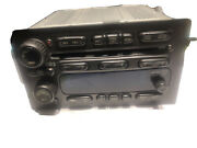 Gm Chevy Oem Factory Rds Stereo Amfm Radio 6 Disc Cd Player 2003 07