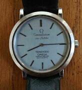 Omega Constellation Tenshodo Automatic 100th Anniversary Menand039s Analog Wristwatch