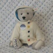 Steiff 1998 Nagano Olympic Memorial Limited Edition Made In Germany Plush Toy