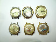 Bulova Accutron Watches 218 And 2192.10 Movements For Vintage Restoration Part