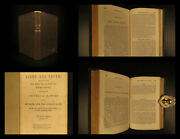 1844 1ed Light And Truth First Afrocentric Black History Indian Racism Lewis Rare