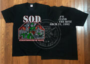 New Gildan S.o.d Stormtroopers Of Death Sgt.dand039s Last Stand Stormin The Ritz