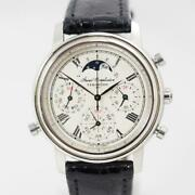 1879 Grand Complication Tenshodo 6770-t003613 Gn-4-s Analog Menand039s Watch And Case