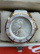 Rare Kyboe Giant 55 Quartz Menand039s Watch With Box Shipped From Japan