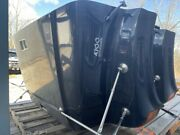 International 4700-4900 Series Complete Hood With Emblems