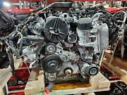 2012 Mercedes Glk350 3.5l Engine Motor With 27,633 Miles Needs Oil Pan