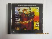 Mixed Bag Of Sound Effects Cd Used 1995 Gateway Records Rtv Communications Inc.