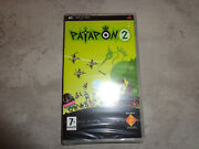 Patapon 2 Playstation Portable Psp New Factory Sealed