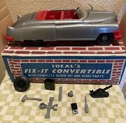 Idealand039s Fix-it Convertible Car With Box Tools Tire And More Look