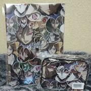 Rare R4g Respect For Geeks Code Geass Anime Manga Lelouch Set W/ Pouch