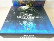 Hot Toys Alien Ancient Predator North America Special Version Figure With Box