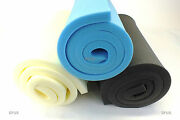 Upholstery Foam Sheet. Low / Medium / High Density. 80 X 20 Any Thickness Size