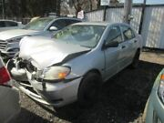 Passenger Quarter Panel Without Ground Effects Fits 03-08 Corolla 849127