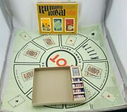 1965 Rummy Royal Game By Whitman Complete In Very Good Condition Free Shipping