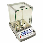 Magnetic Force Balance 220g X 0.0001g Tree Hrb 224 Laboratory Milligram Rs232