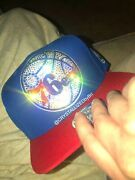Nba Crystallized Hat Snapback Cap W/genuine Crystals Bling Basketball Sixers