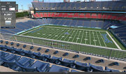 2 Tennessee Titans Psl 20 Yard Line Section 310 Loge Row C Season Tickets Rights