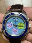 Paul Smith Grand Complication 10th Anniversary Limited Edition Quartz Watch