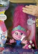 Trolls World Tour Color Poppinand039 Poppy Toy