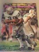 Sports Illustrated Magazine- September 17, 1973 Miami Is Rough And Ready