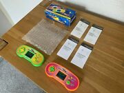 Boxed Systema Two X 2 In 1 Vintage 1990s Lcd Electronic Games - Both Mint / A++