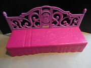 2010 Barbie Doll Malibu House Dreamhouse Replacement Day Bed Bedroom Furniture