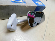 Nos Oem Ford Truck Fseries Baaa-17700-ap Inside Rear View Mirror Assembly 53-56