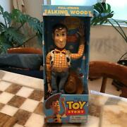 New Unused Super Rare Toy Story Talking Woody 1995 Difficult To Obtain