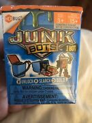 Hexbug Junkbots - Trash Bin Assortment Kit - Surprise Toys In Every Box Lol With