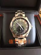 tag Heuer Wjf211m.ba0599 Link Moon Pearl Automatic Swiss Made Stainless Watch