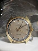 Rare Vintage Omega Automatic Seamaster Cosmic 165026 - Tool 107 Gold Swiss Made