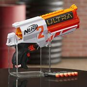 Nerf Ultra Two Motorized Blaster -- Fast-back Reloading -- Compatible Only Ultra